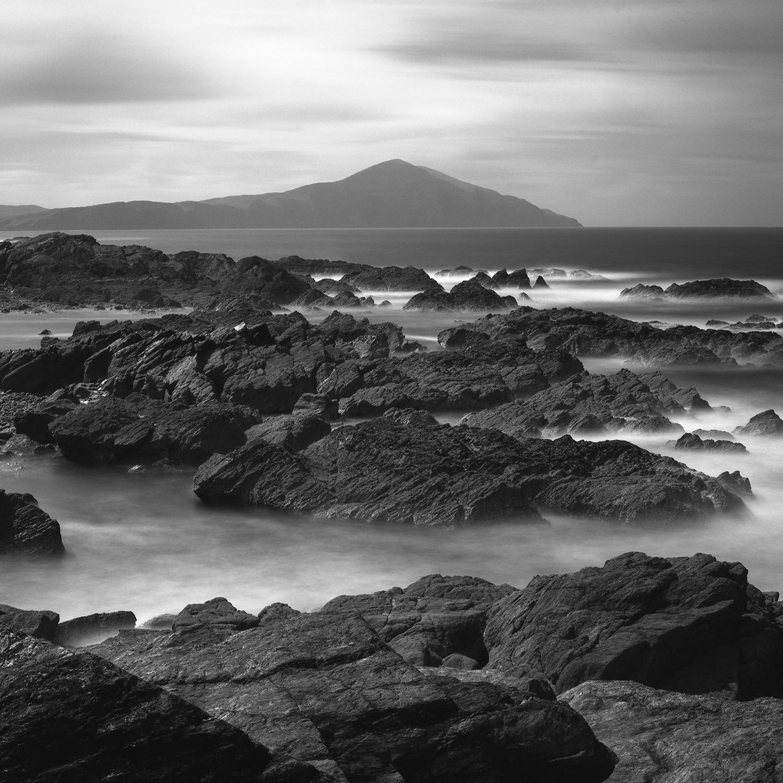 clare island from Achill