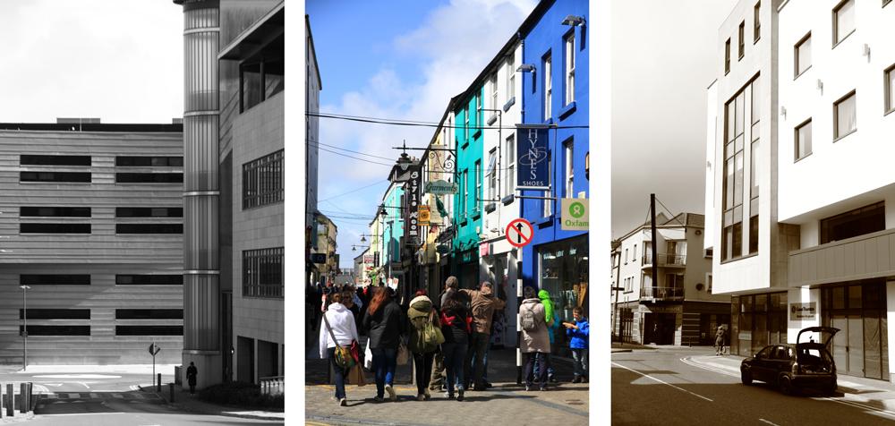 Galway City Buildings